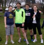 "The Open University Les Irvine Memorial Relay 2012 ""Team Palaeo"""