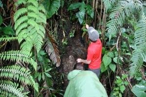 Sediment Hunting near Mera