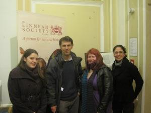 Linnean Society (November 2012)