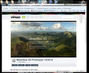 View Schuetze's work on recreating Mauritius in 3D on Vimeo
