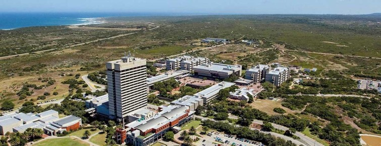 Nelson Mandela University's Summerstrand Campus